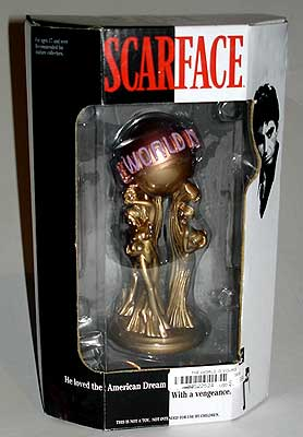 DYNAMIC FORCES® - SCARFACE: THE WORLD IS YOURS MINI-STATUE